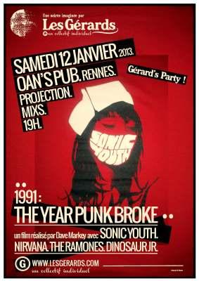 13.01.12 - THE YEAR PUNK BROKE - VF