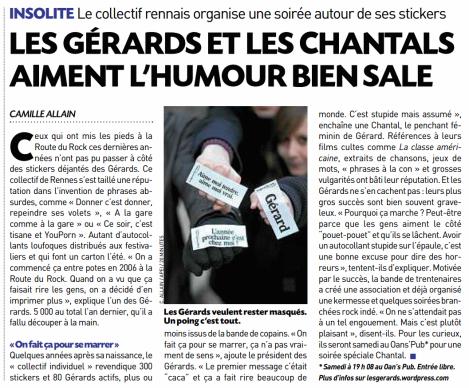 20Minutes Les Gérards 15.03.13