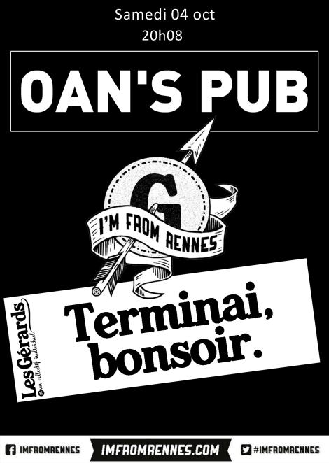 Les Gérards Clôture Festival I'm From Rennes